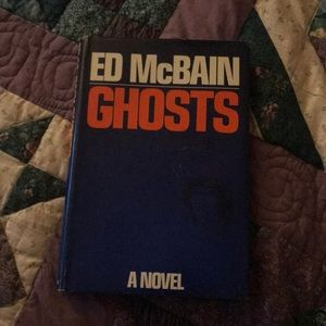 Ghosts by Ed McBain